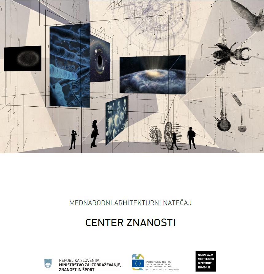 "International Architectural Competition ""SCIENCE CENTRE"""