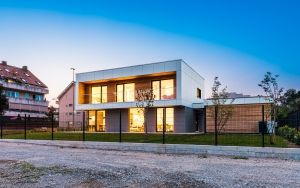 ogled prvo slovenske druzinske hise s certifikatom active house
