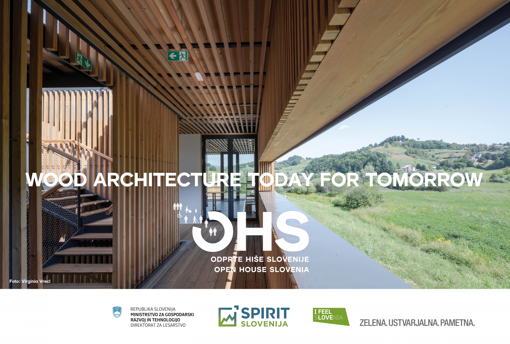WOOD ARCHITECTURE TODAY FOR TOMORROW
